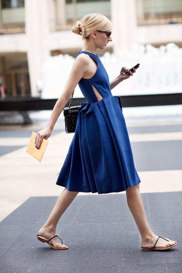 On the Street….Lincoln Center New York The Sartorialist Street Style: moderno i klasično