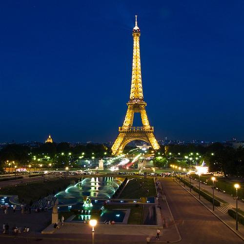 Paris France Najlepše filmske lokacije