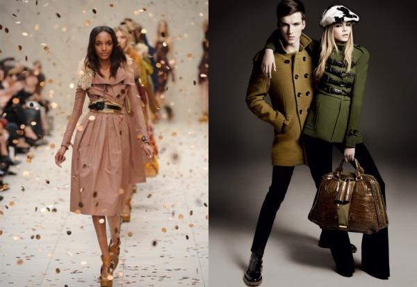 Picnik collage7 Modni zalogaji: Kada kažeš luksuz   misliš Burberry