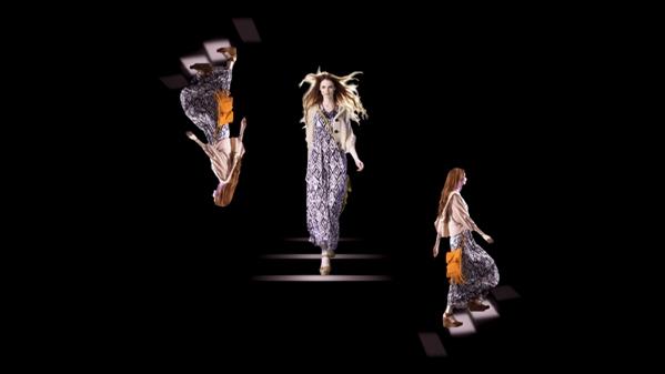 Slika 122 Modni zalogaji: haljine od povrća i novi H&M