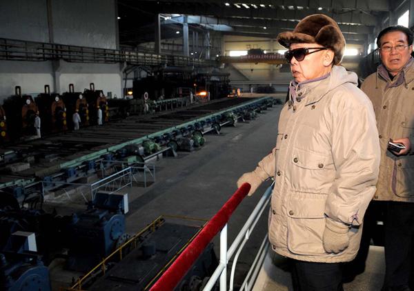 Slika 311 Kim Jong Il – modna ikona ili duševni bolesnik?