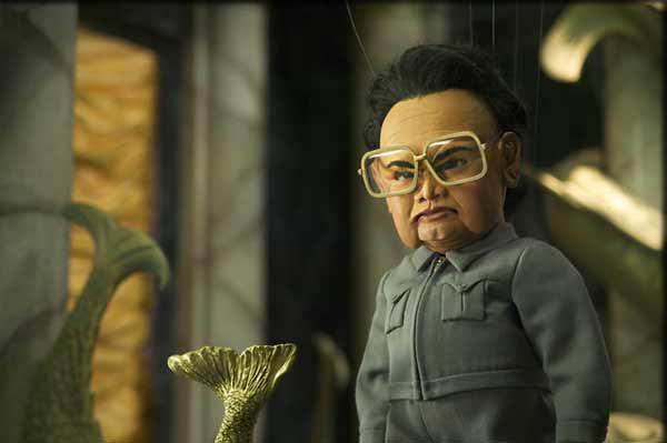 Slika 410 Kim Jong Il – modna ikona ili duševni bolesnik?