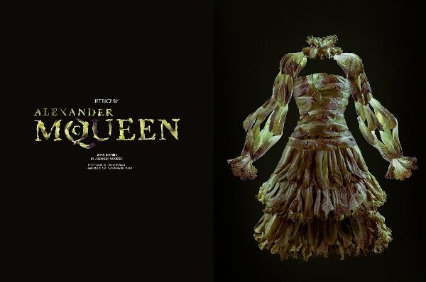 Slika 411 Modni zalogaji: haljine od povrća i novi H&M