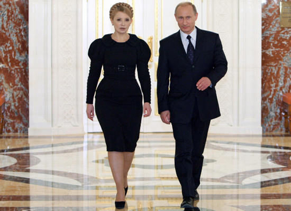 Slika 47 Julija Timošenko – plemkinja iz naroda