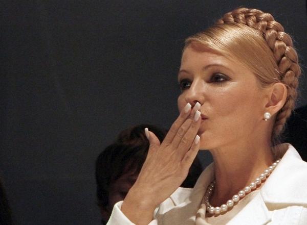 Slika 510 Julija Timošenko – plemkinja iz naroda