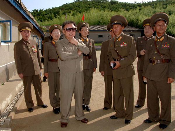 Slika 59 Kim Jong Il – modna ikona ili duševni bolesnik?