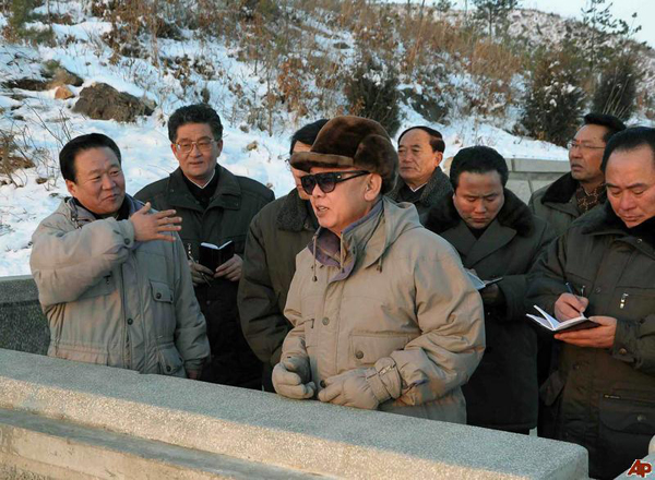 Slika 65 Kim Jong Il – modna ikona ili duševni bolesnik?