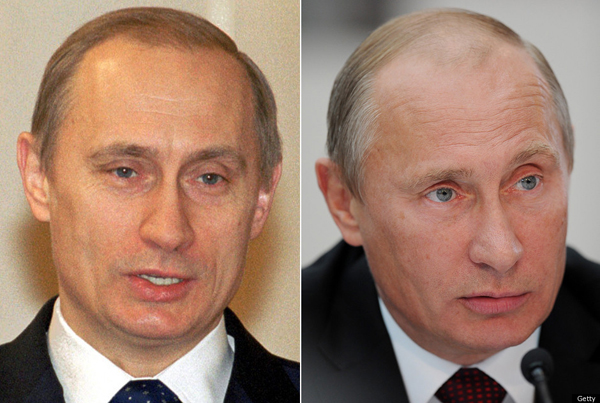 Slika 67 Vladimir Putin – Alfa mužjak političke scene