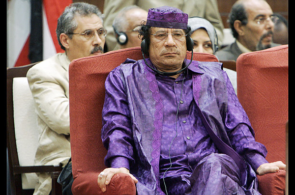 Slika 7 Gadafi Fashion Icon