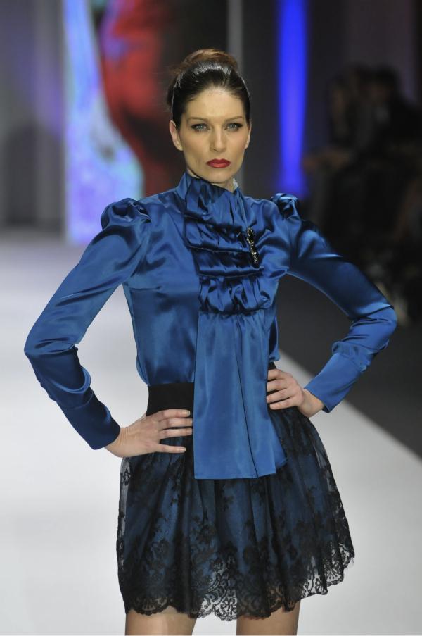 Suzana Peric2 picnik Osmo veče 30. Amstel Fashion Week a