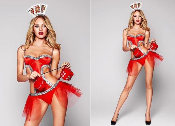 Victorias Secret 6 Seksi kostimi za Noć veštica