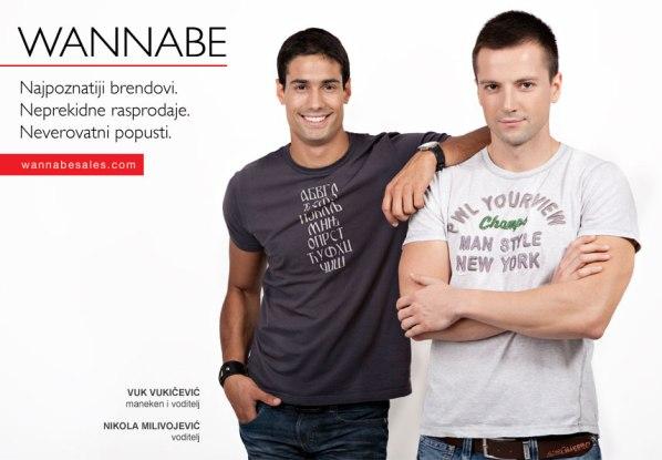 Vuk i Nikola Wannabe Sales   promotivni editorijal