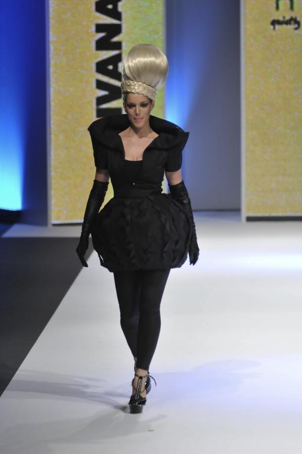 Zoe Kidah Ivana Pilja Peto veče 30.Amstel Fashion Week a