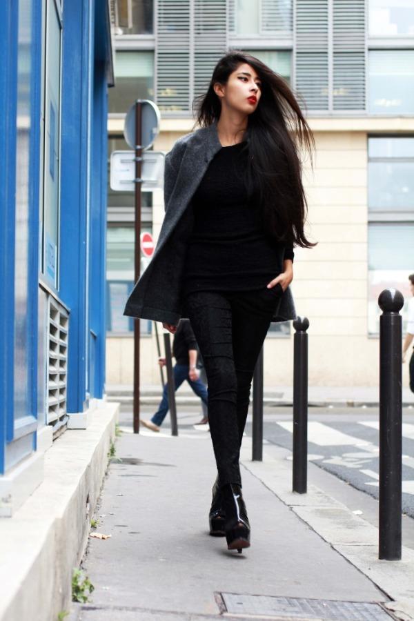 blackgrey1 1 Predlozi stranih modnih blogerki za jesen 2011.