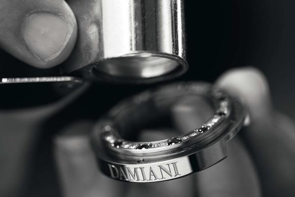damiani La Moda Italiana: Italijani vole dijamante!