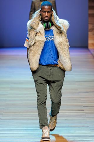 dg1 Fashion moMENts: Runway Fashion