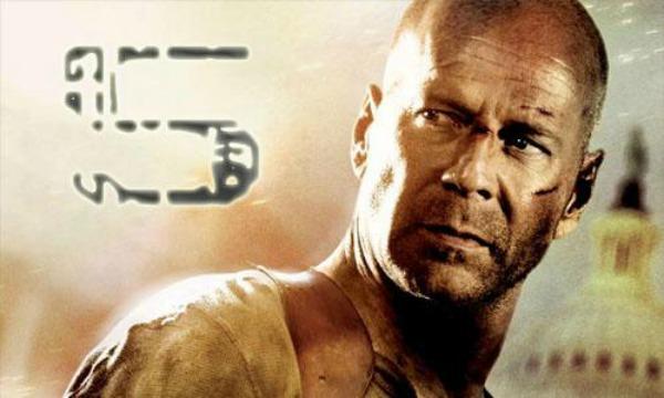 die hard 5 500x30044444444444 Trach Up    Bruce Willis umire muški, ponovo!