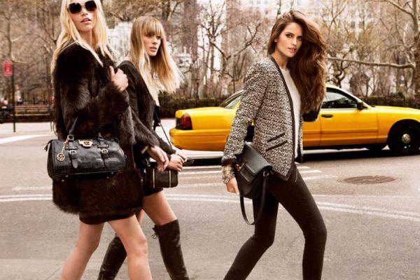 dknycampaign1 Modeli Done Karan na ulicama Njujorka