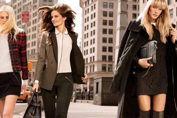 dknycampaign3 Modeli Done Karan na ulicama Njujorka