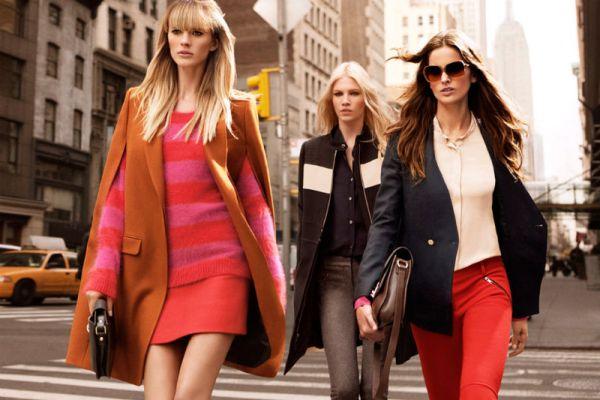 dknycampaign4 Modeli Done Karan na ulicama Njujorka