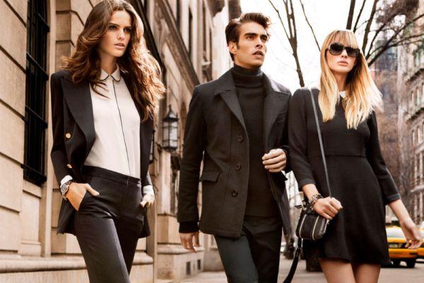 dknycampaign5 Modeli Done Karan na ulicama Njujorka