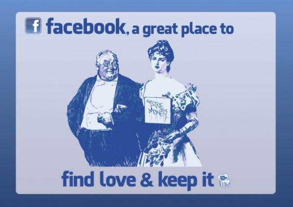 facebook love 21 3113 Dvoje se tako smuvalo
