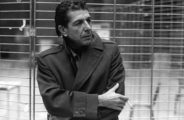 fotografija14 Mračni šarmer: Leonard Cohen