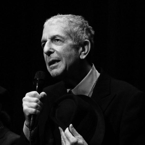 fotografija23 Mračni šarmer: Leonard Cohen