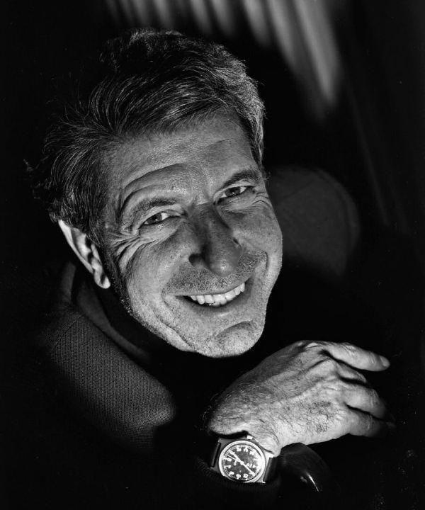 fotografija31 Mračni šarmer: Leonard Cohen