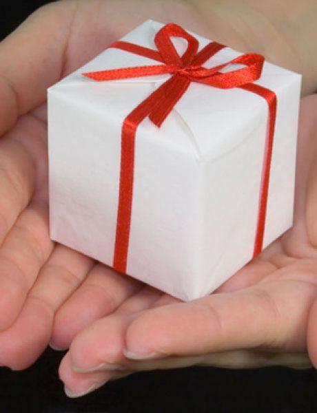 Idealan poklon? Kako za koga!