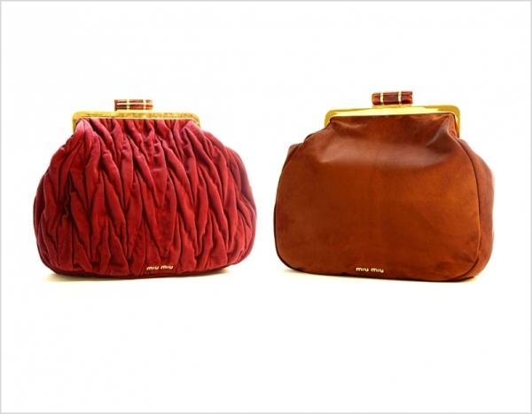 miumiubags set6 Miu Miu: Male i elegantne torbe