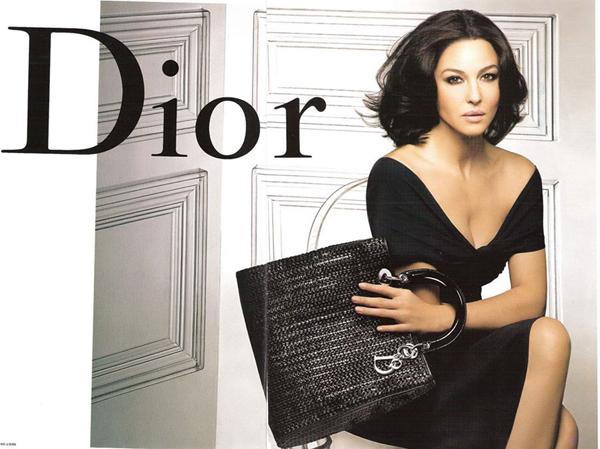 model La Moda Italiana: Monica Bellucci