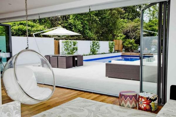 modern residence 151 U enterijer samo belo!
