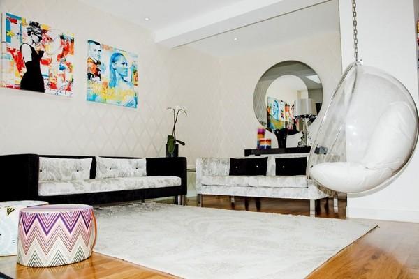 modern residence 62 U enterijer samo belo!