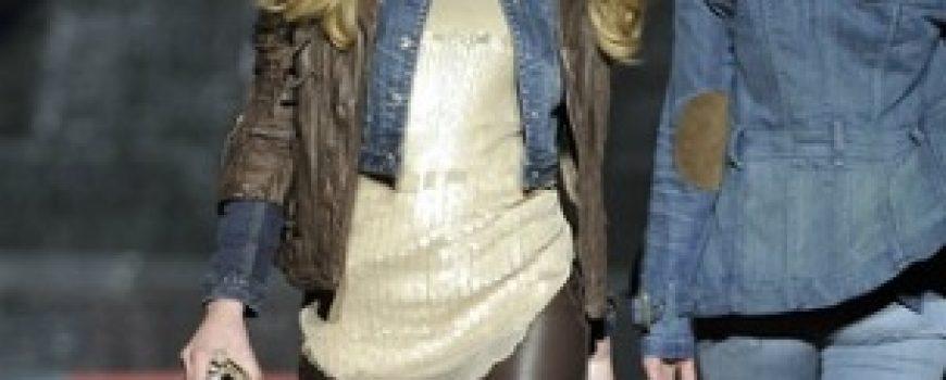 Guess Jeans jesen/zima 2011/12: Mladalački i seksi