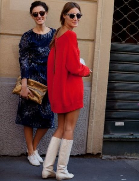 The Sartorialist Street Style: moderno i klasično
