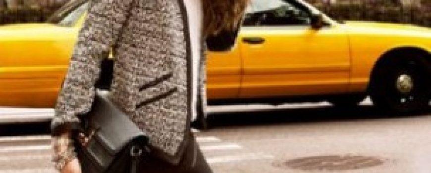 Modeli Done Karan na ulicama Njujorka