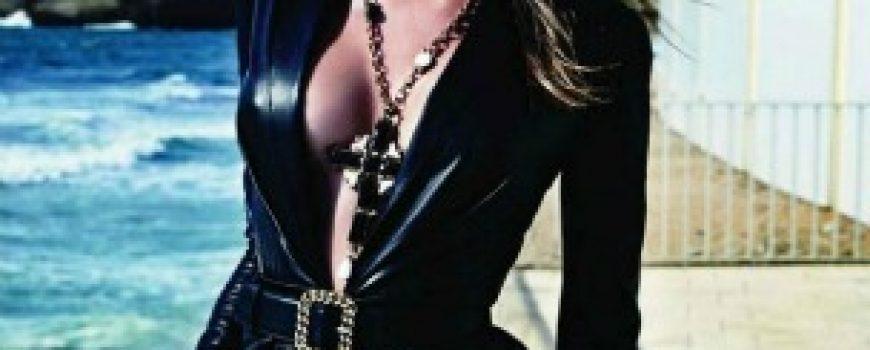 "Isabeli Fontana za ""Vogue Paris"" – oktobar 2011."