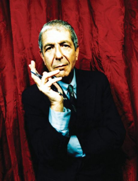 Mračni šarmer: Leonard Cohen