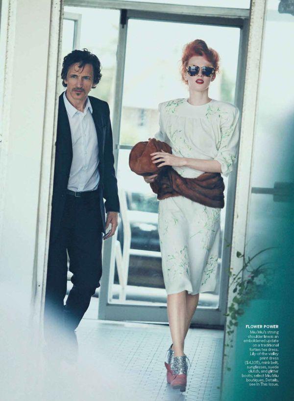 opis bledi trend Vogue editorijal za oktobar Vodič za oktobarske trendove