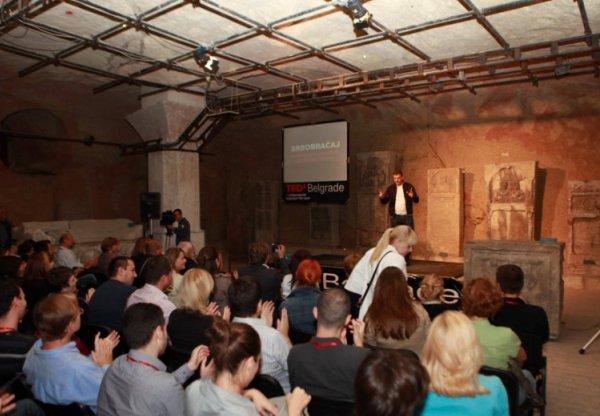 publka i micko TEDxBelgrade konferencija – ideje uspešno podeljene!
