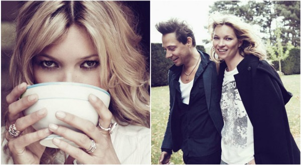 qqqqqqqqqqq Kate Moss za oktobarski Elle France: povratak prirodi