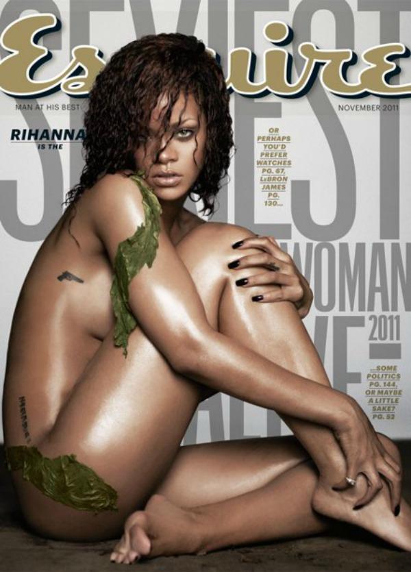 riri1 Trach Up   Rihanna je najseksi cica!