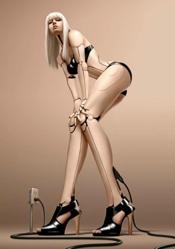 robotwoman1 Tri priče o gospodinu Smoleu