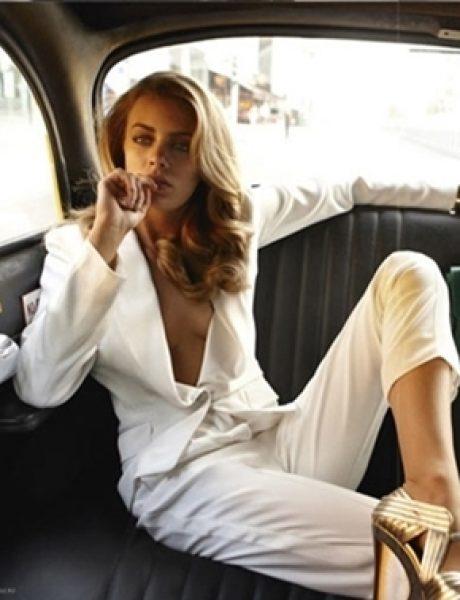 "Tara Jean za ""Elle Russia"", oktobar 2011."
