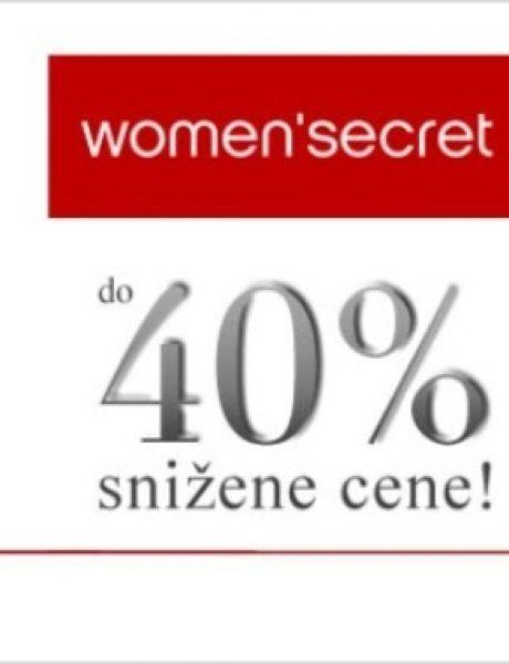 Wannabe Sales: women'secret