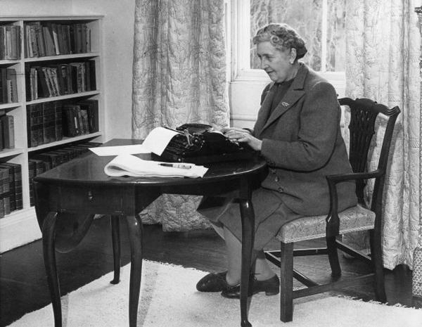 slika 13 Ljudi koji su pomerali granice: Agatha Christie