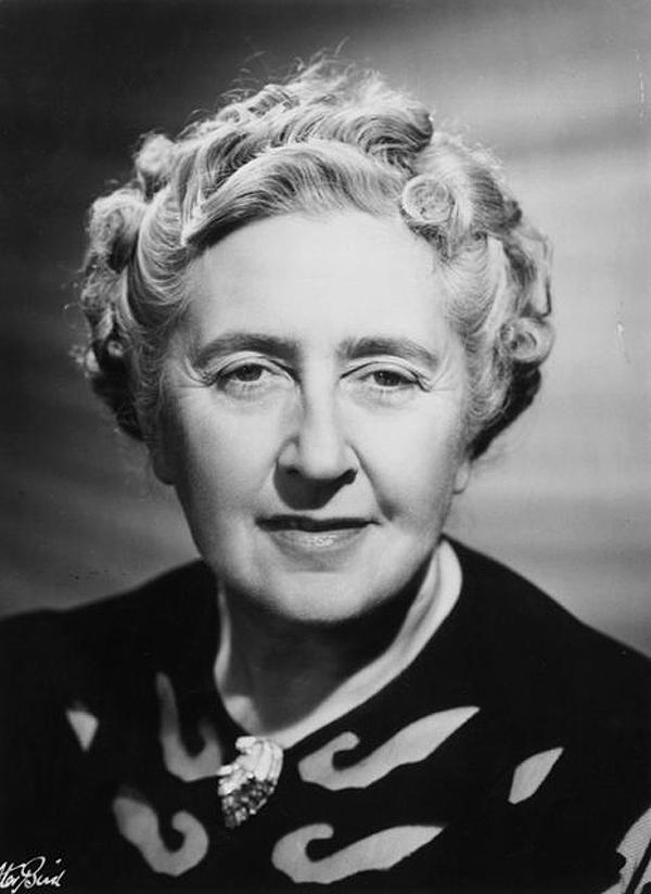 slika 23 Ljudi koji su pomerali granice: Agatha Christie