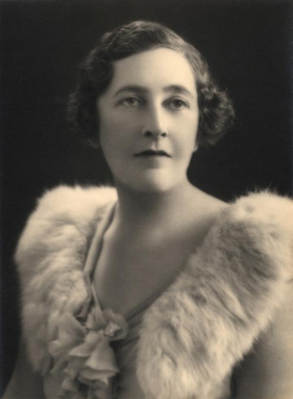 slika 42 Ljudi koji su pomerali granice: Agatha Christie