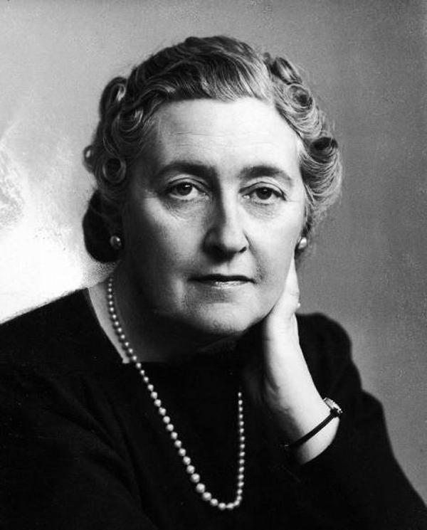 slika 54 Ljudi koji su pomerali granice: Agatha Christie